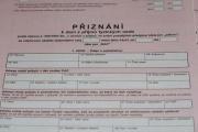 Daňové přiznání k dani z příjmů v roce 2020 s termíny a povinnostmi