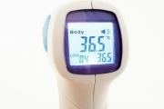 Měření tělesné teploty při vstupu na pracoviště je v souladu se zákonem