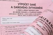 Nejčastější chyby při podání daně z příjmu
