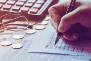 Odčitatelné položky daně z příjmu v roce 2020 za rok předchozí