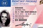 Platnost řidičského průkazu, profesní řidičské způsobilosti nebo přestupky si řidič snadno ověří přes Portál občana