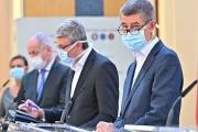 Podnikatelé a Hospodářská komora nechtějí jen čekat a žádají od vlády plán proti epidemiologických opatření zaváděných při určitém denním množství přírůstků nemocných