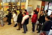 Podnikatele na poštách zdržují pomalé tiskárny a často i nemožnost platby kartou