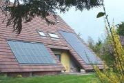 Solární energie v rodinných domech bude od září 2017 více dotována