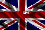 Žádost o vrácení DPH z Velké Británie je nutné podat už do konce března 2021