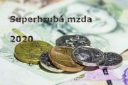 Zrušení superhrubé mzdy by mělo přijít až v roce 2020